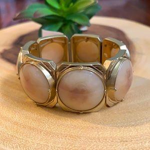 Gold tone brass Bracelet